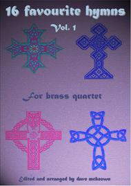 16 Hymns for Brass Quartet (Vol 1.)