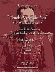 March - Hands Across the Sea (for Woodwind Quintet)