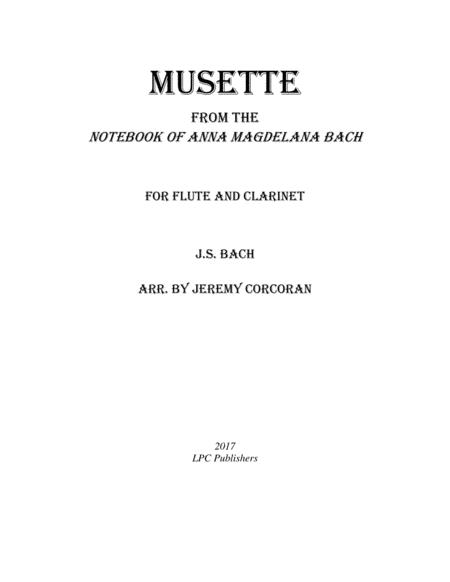 Musette for Flute and Clarinet