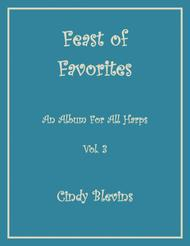 Feast of Favorites, Vol. 3, 20 solos for all harps