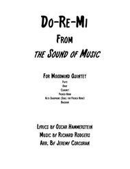 Do-Re-Mi for Woodwind Quintet