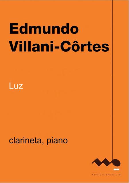 Luz (clarineta e piano)