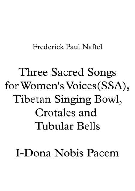 Dona Nobis Pacem (No.1 of