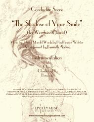 The Shadow of Your Smile (for Woodwind Quartet)