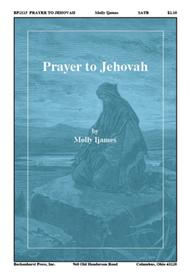Prayer To Jehovah