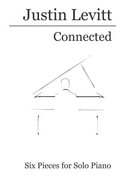 Justin Levitt Piano Solos - Connected (Vol. IV)