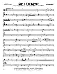 Song For Silver (based on Song For My Father by Horace Silver) - 1st Eb Alto Saxophone