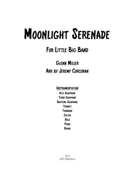 Moonlight Serenade for Little Big Band