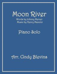 Moon River, arranged for Piano Solo