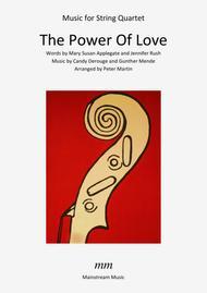 The Power Of Love - String Quartet