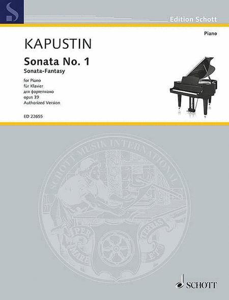 Sonata No. 1 op. 39
