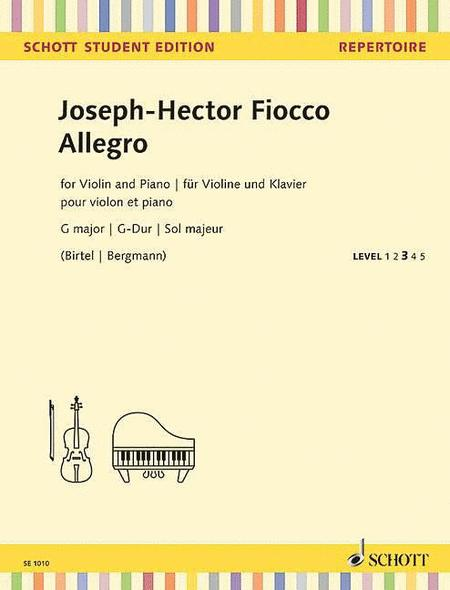 Allegro G major
