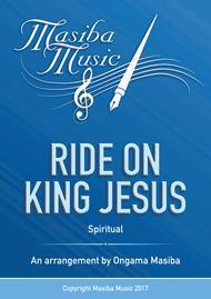 Ride On King Jesus
