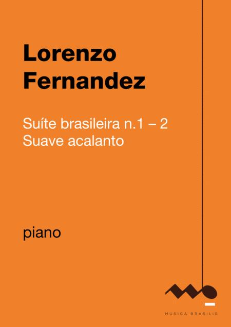 Suite brasileira n.1/2 - Suave acalanto