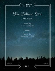 The Falling Star (SAB Choral)