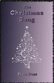 The Christmas Song (Chestnuts Roasting On An Open Fire) Duet for Flute