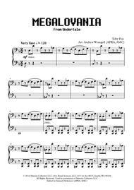 MEGALOVANIA (from Undertale) (Piano)