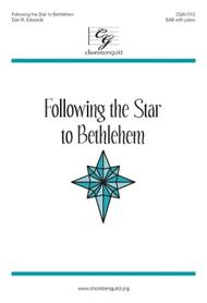 Following the Star to Bethlehem