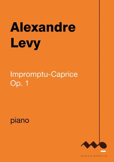 Impromptu-Caprice op.1