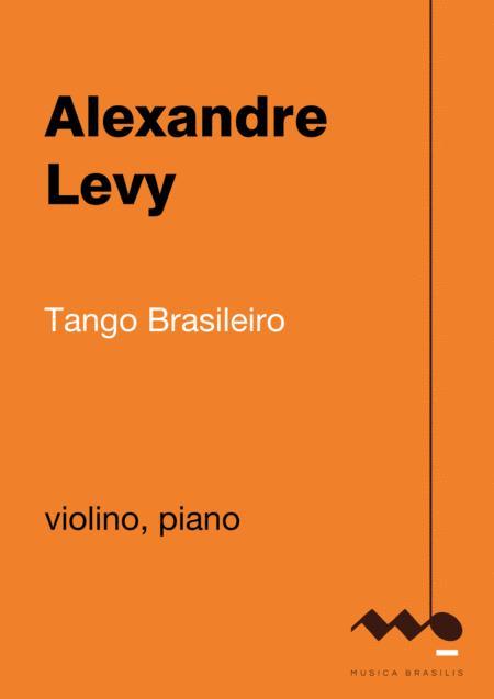 Tango brasileiro (violino e piano)