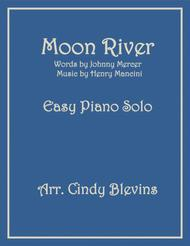 Moon River, an Easy Piano Solo arrangement