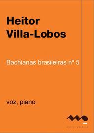 Bachianas brasileiras n.5 (versão para voz e piano)
