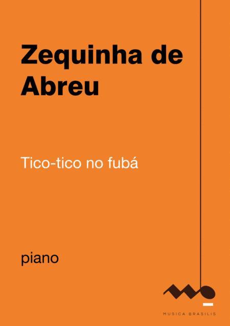Tico-tico no fubá (piano)