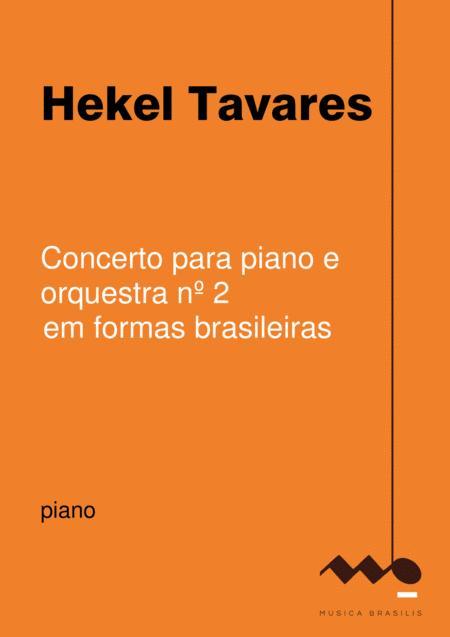 Concerto para piano e orquestra n.2 em formas brasileiras