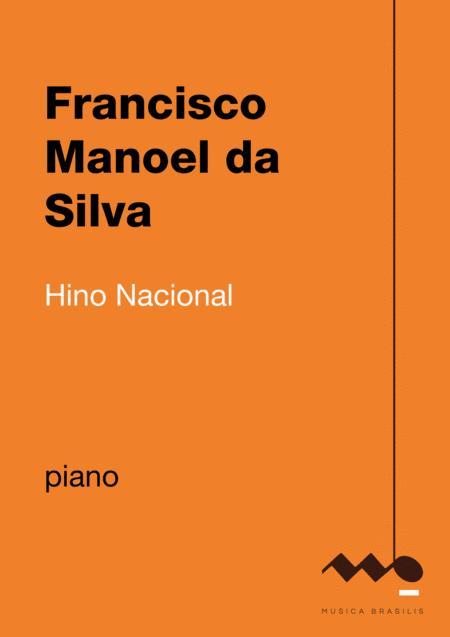 Hino Nacional Brasileiro (piano)