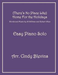 (There's No Place Like) Home For The Holidays, an Easy Piano Solo arrangement