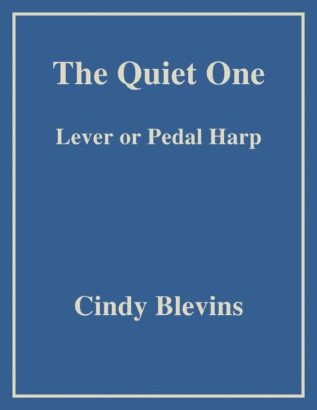 The Quiet One, an original solo for Lever or Pedal Harp, from my book