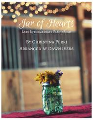 Jar Of Hearts - Intermediate Piano Solo