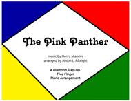 The Pink Panther (easy piano)
