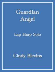 Guardian Angel, an original solo for Lap Harp, from my book
