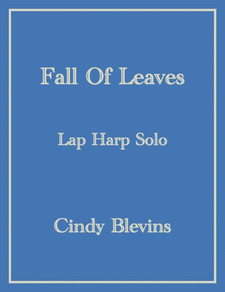 Fall of Leaves, an original solo for Lap Harp, from my book