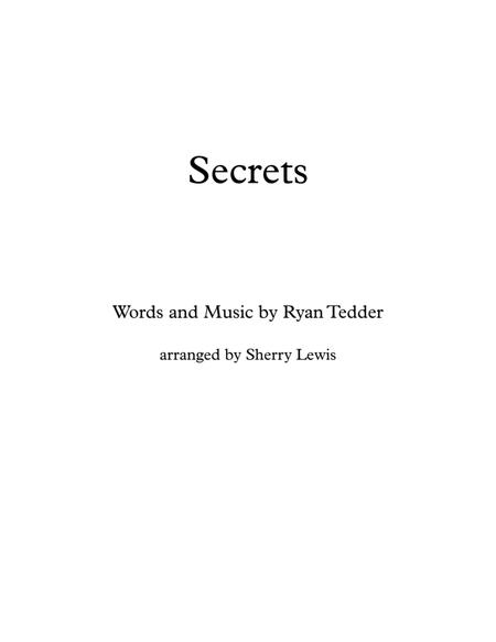 Secrets for VIOLIN SOLO