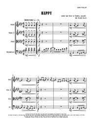 Happy - String Trio (vln/vla/vc)
