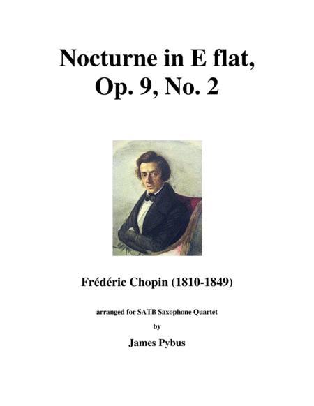 Nocturne in E flat Op. 9, No. 2