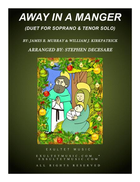Away In A Manger (Duet for Soprano and Tenor Solo)