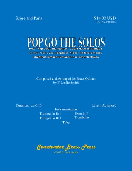 Pop Go the Solos
