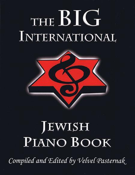 The Big International Jewish Piano Book