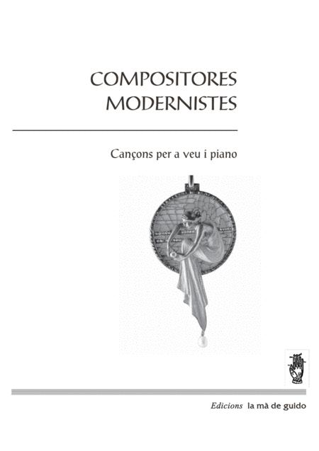 Compositores modernistes
