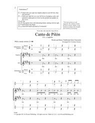 Canto de Pilon