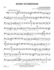 Hymn to Freedom - Bass