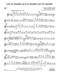 Let It Snow! Let It Snow! Let It Snow! - Pt.1 - Flute