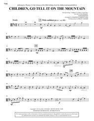 Children, Go Tell It on the Mountain - Viola