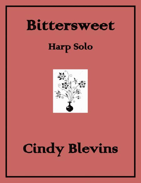 Bittersweet, an original solo for Lever or Pedal Harp, from my book