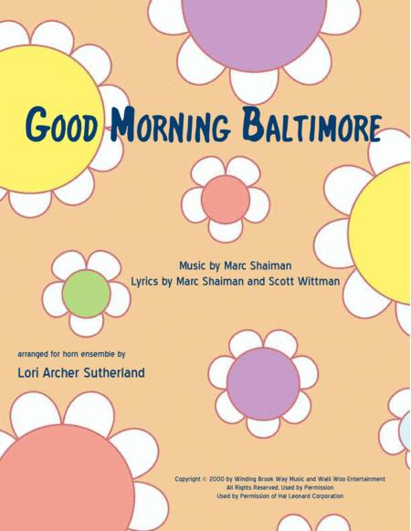Good Morning Baltimore