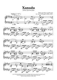 Xanadu (Piano - Concert Version)
