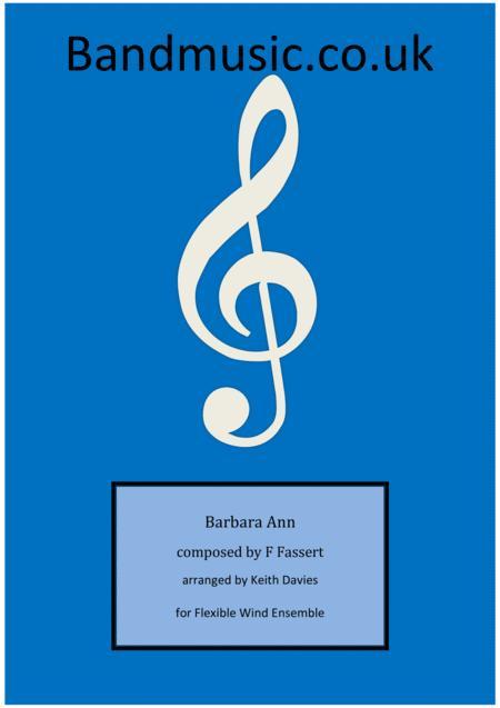 Barbara Ann - Flexible Wind Ensemble